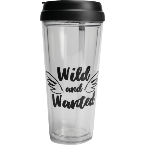 Wild and Wanted Take Away Cup