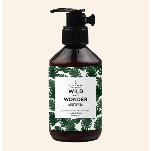 Wild and Wonder Hand Lotion