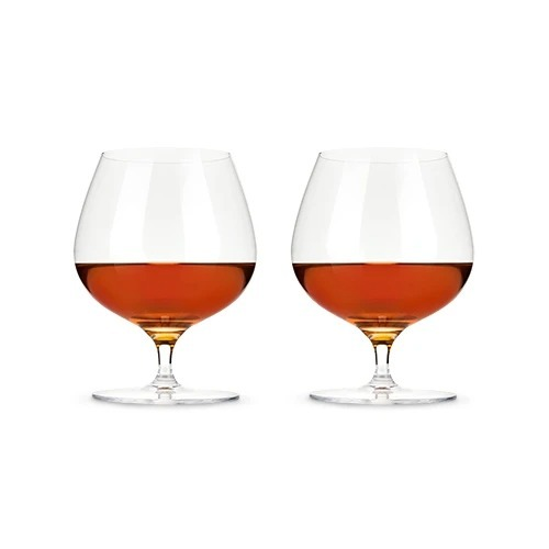 Wingback Brandy Glasses by Viski - BO15/05.