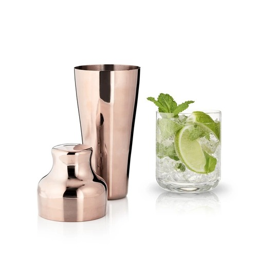 Viski Summit Copper Cocktail Shaker BO7/10