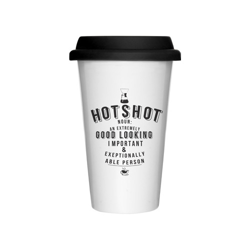 Hotshot Take Away Mug