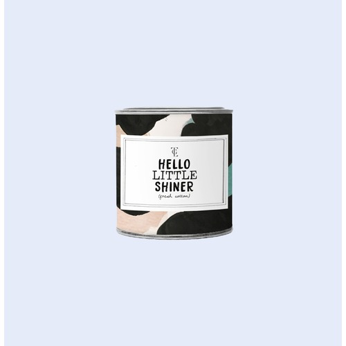 Hello Little Shiner Candle 90g Jasmine Vanilla