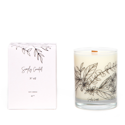 Botanical Collection No.2 Candle