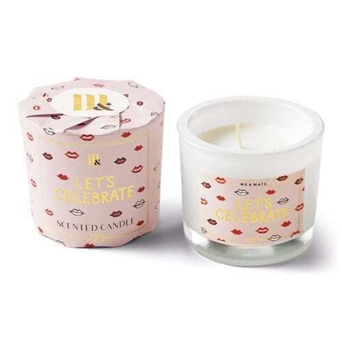 Let's Celebrate Scented Candle