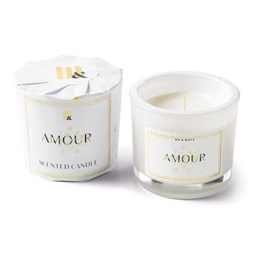 Amour Scented Candle