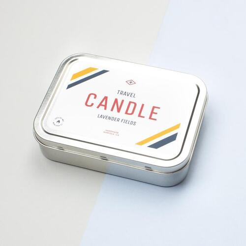 Travel Candle - Lavender Fields