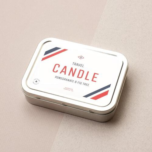 Travel Candle - Pom and Fig - D
