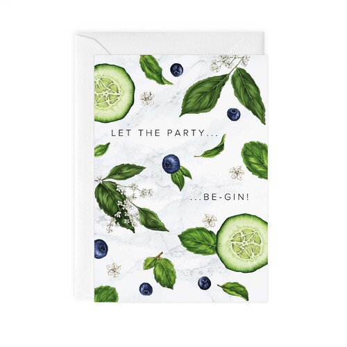 Botanical Party - Gin