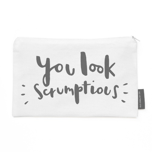 Scrumptious Make Up Pouch