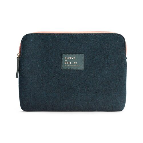R.P.S Green Canvas Tablet Sleeve