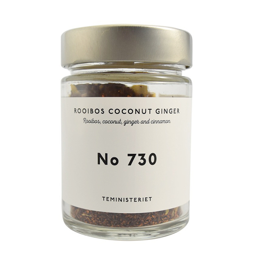 Teministeriet Rooibos Coconut Ginger Jar No 730