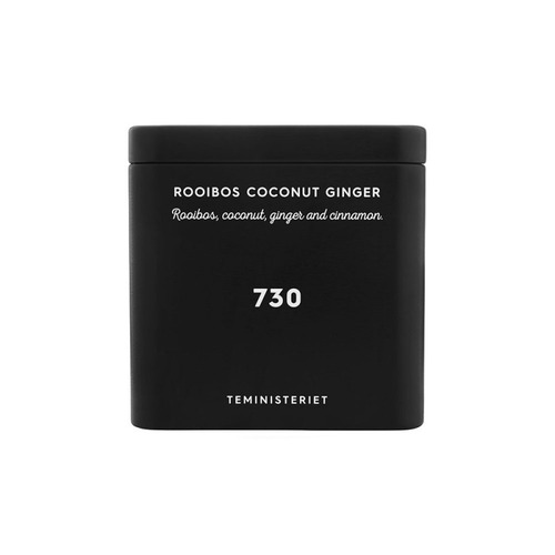 Rooibos Coconut Ginger Tin No 730