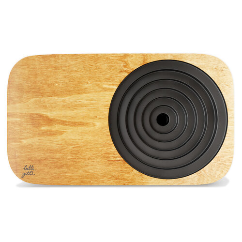 The Wooden Sound System Black